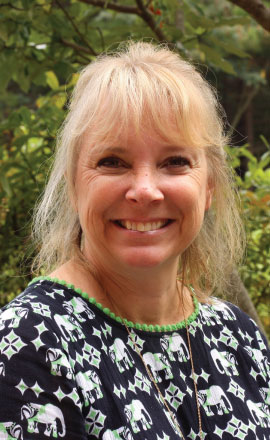 Tina Bradley, Assistant Director